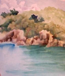 Lameshure Bay