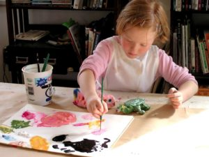 kirsten painting color