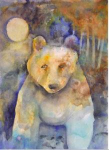 Bear Emerging